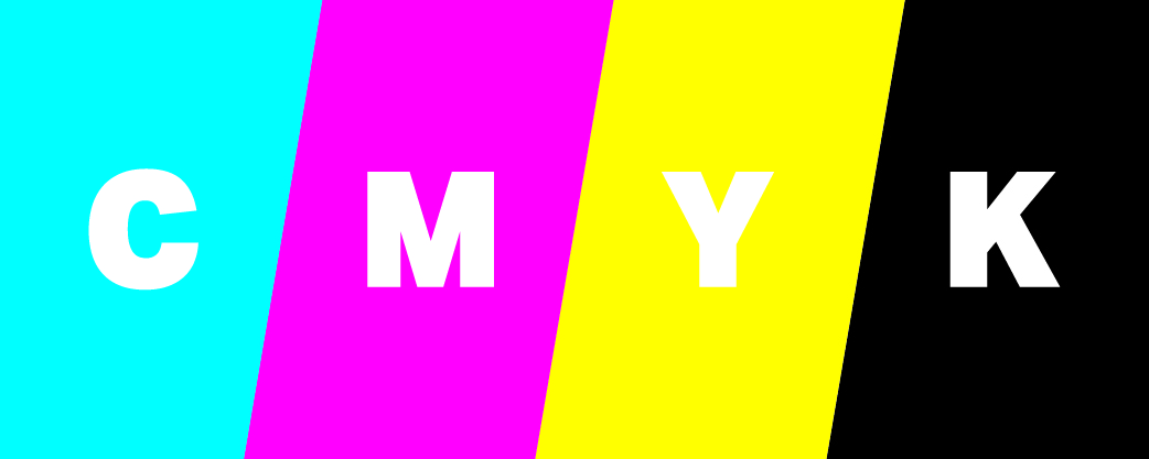 CMYK-kleuren