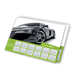 Calendar Sport Car
