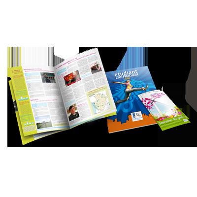 Vous Voulez Faire Une Annonce Au Monde Entier Faites Le Avec Style Grce Nos Brochures Professionnelles Avez Peur De Ruiner