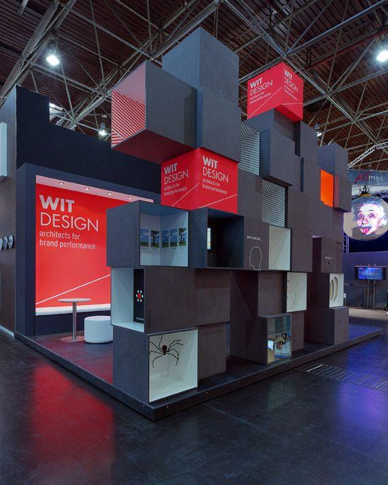 Expo Exhibition Stands Xbox One : Exemples de stands originaux et des idées pour votre