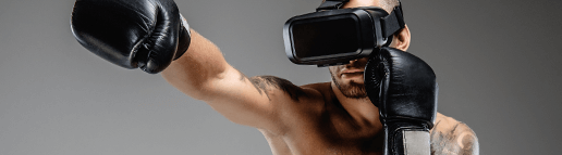 boxing in virtual reality