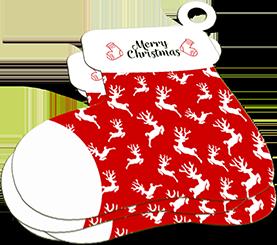 Kerstsok