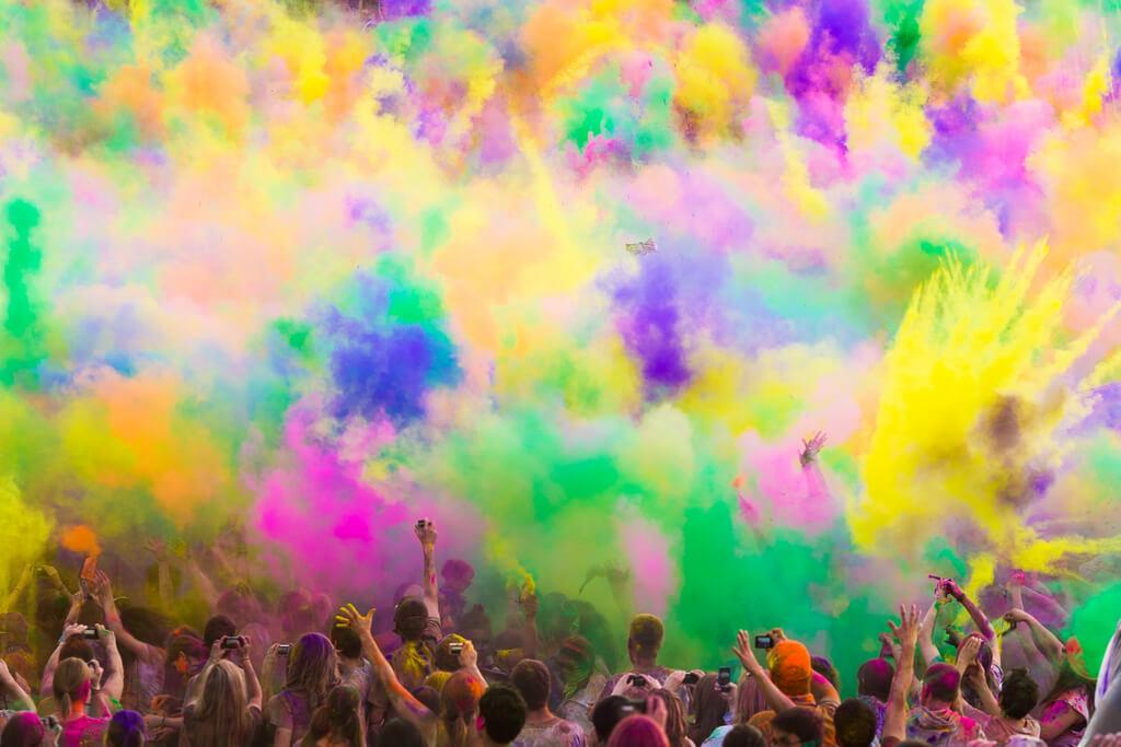 Holila, quelles couleurs !