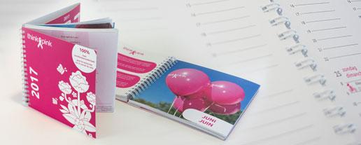agenda 2017 Think-Pink
