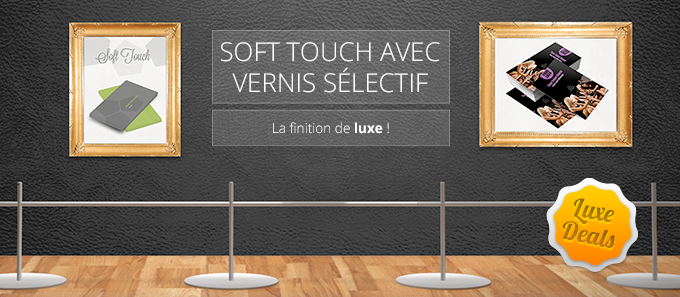 Soft Touch Vernis Selectif