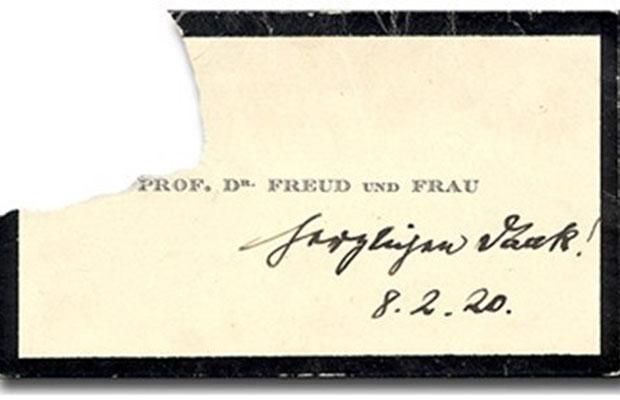 Sigmund Freud, neuroloog en psychoanalyst